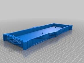 The Box - An Art Deco 60% Keyboard Case