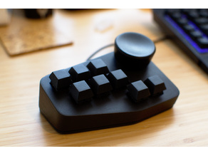 Mechanical Keypad
