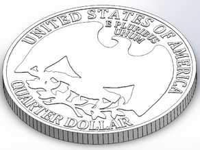 United States Quarter Dollar