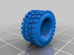 Gaslands - Rims and tires