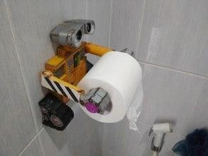 Wall.e Toilet paper holder