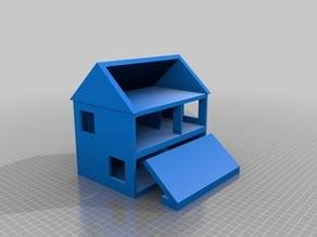 regular doll house