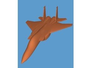 F15 Jet Airplane Model