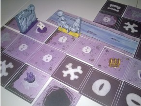 """Additional Objects for """"Vast: The Crystal Caverns"""""""
