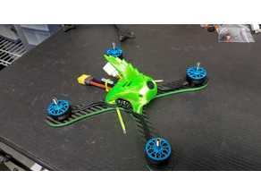 "Shendrones Mixuko 5"" Radical Race Pods"