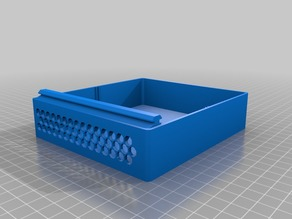 My Customized Dr Boo's  Ender 3 Tool Tray