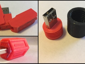 Flash Drive Case Design Project