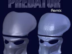 Predator Mask - HD Remix
