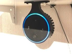Amazon Echo Dot Gen.2 hang mount + Add-On resonance body