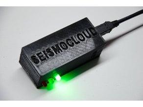 Contenitore elettronica SeismoCloud [esp8266 + MPU6050]