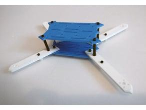 Quadcopter frame 270mm size