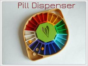 3d Printed Pill Dispenser