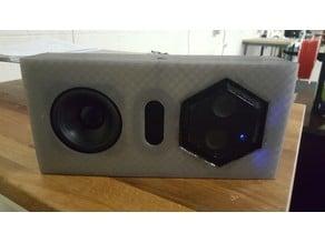 Salvaged Boombox Rex Portable Bluetooth Speaker