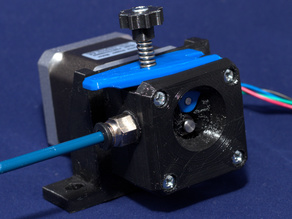 BondTech Mini Extruder with PC4-M10 fitting