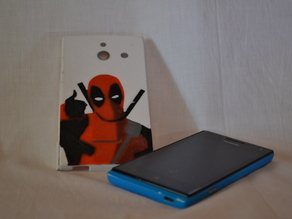 Deadpool Huawei W1 Case