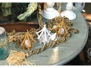 Tea Light Christmas Ornament