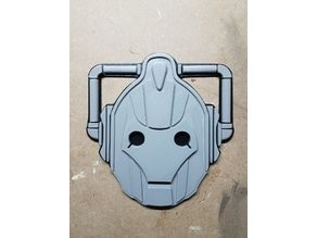 Cyberman Wall art