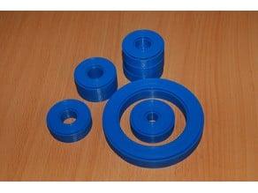 Parametric Caged Roller Bearing V3