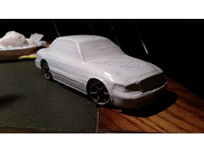 XMODS Ford Crown Victoria Body