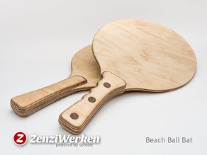 Beach Ball Bat cnc/laser