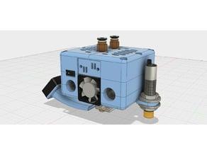 Dual Extruder Vulcanus V1.1