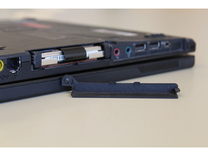 Lenovo Thinkpad X61 T compatible HDD Lid