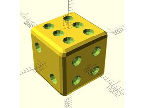 Just parametric dice