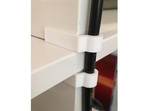 Cable Clip for IKEA Kallax