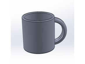 Coffee or Drinking Cup