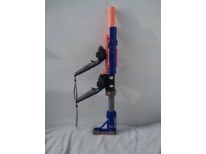 HTC Vive Gun stock Nerf