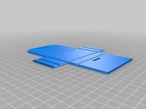 Small folding box