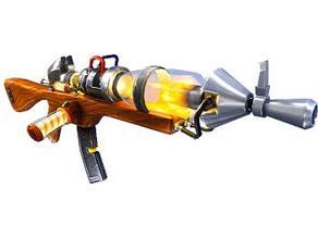 Fortnite Vaccuum Tube Rifle