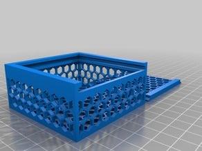 Parametric Hexagonal Hole Box