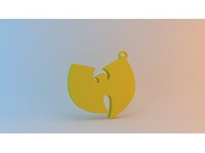 Wu-Tang keychain