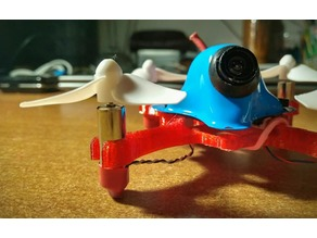 X-26 Evo Lite: Brushed Micro Racing & Freestyle Quadcopter Drone & Tiny Whoop Conversion Frame