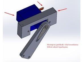 Sigma3D Servo-Bed Leveling