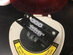 0.2 mL PCR Tube Rotor for Mini-Microcentrifuge
