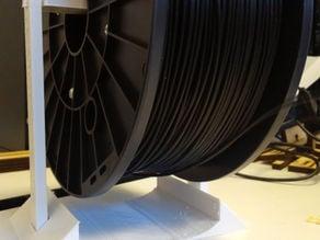 simple smooth filament spooler