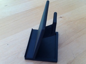 BlackBerry z30 desktop cradle / dock with earphone hook