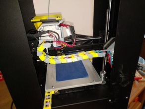 Printrbot Play X-Axis drag chain