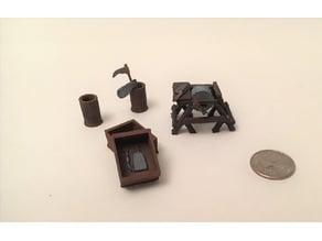 Miniature Portable Grindstone