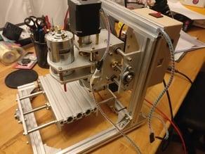 T8 CNC Case for Electronics