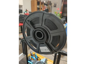 The Ender 3 Adjustable Spool 3,8 to 6,5 cm
