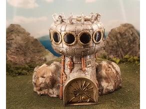Modular gaming hills - steampunk