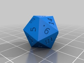 Dr Who D20