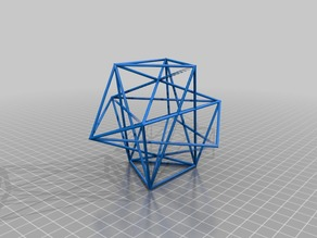Icosahedron Rectangle Construction