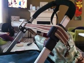 Bugaboo Cameleon 3 Stroller Pushchair Bag Clip