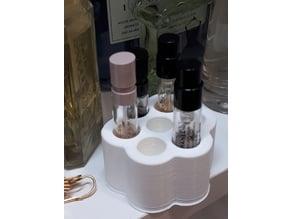 Perfume Sample Holder