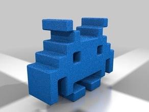 Space Invader Model