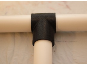 PVC Pipe T-Joint/L-Joint Adaptor